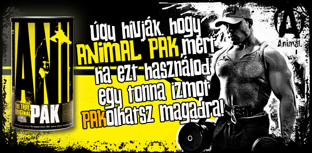%Animal Pak %Képek
